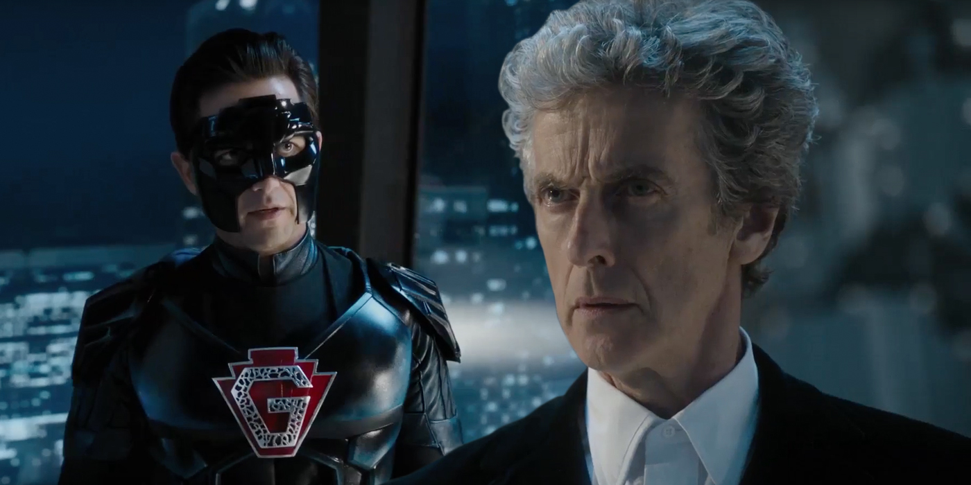 Doctor Who 2016 Christmas Special Preview: The Ghost Arrives  Doctor Who 2016...
