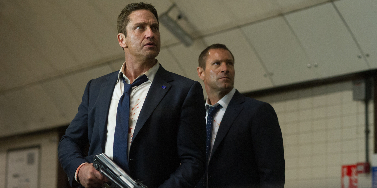 Aaron Eckhart Not Returning for Olympus Has Fallen 3