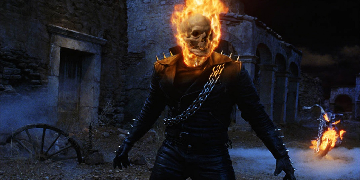 nicolas cage wants r rated ghost rider movie screen rant. Black Bedroom Furniture Sets. Home Design Ideas