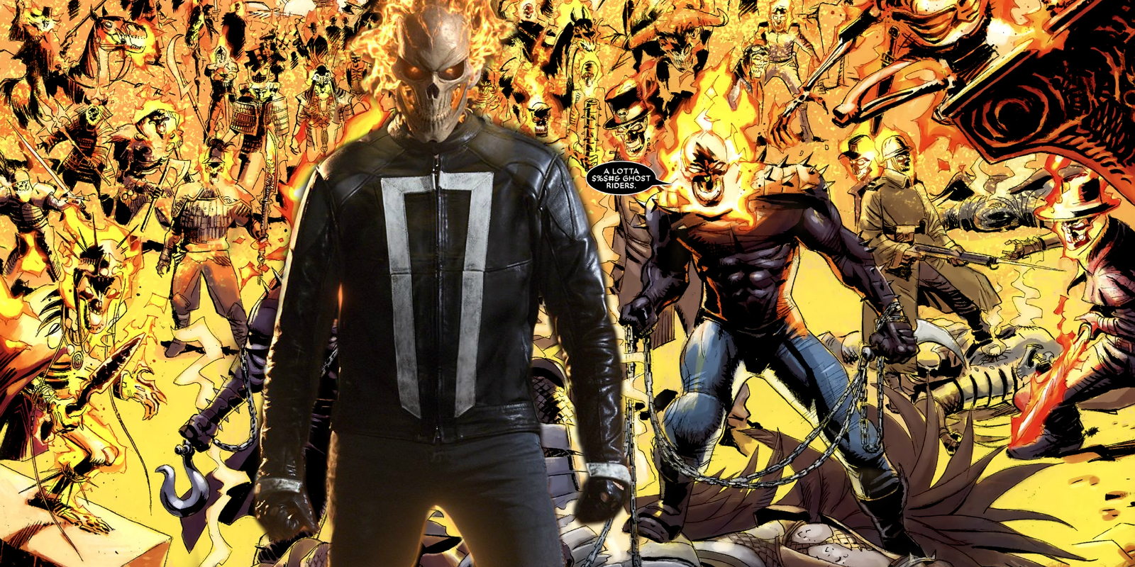 Agents of S.H.I.E.L.D. May Have Just Introduced Johnny Blaze