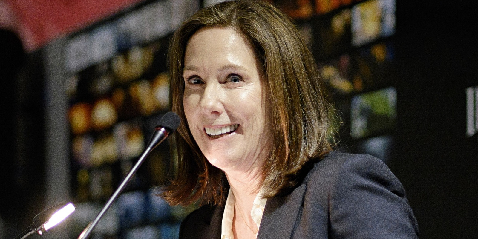 Kathleen Kennedy Lucasfilm Chief