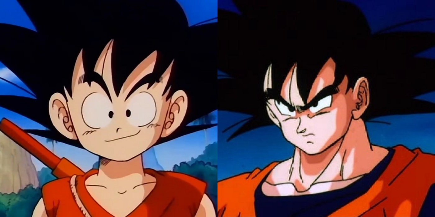15 biggest differences between the original dragon ball - Images dragon ball z ...