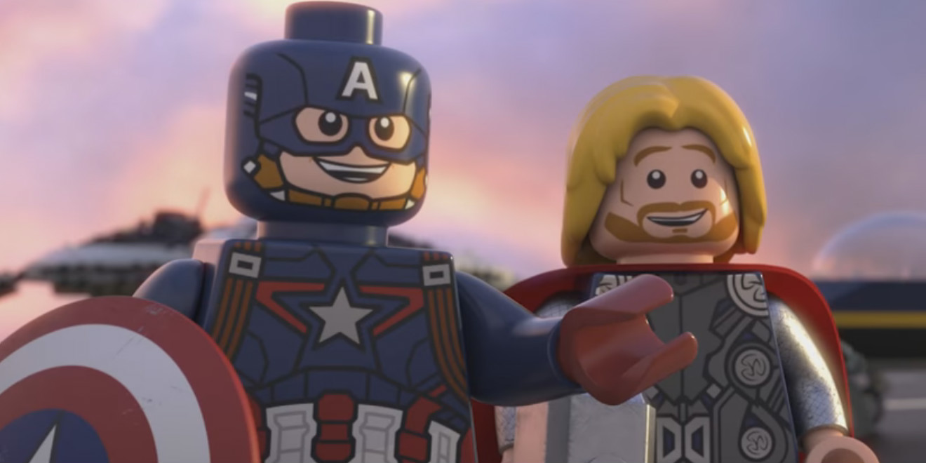 Captain america 3 told by lego screen rant - Lego capitaine america ...