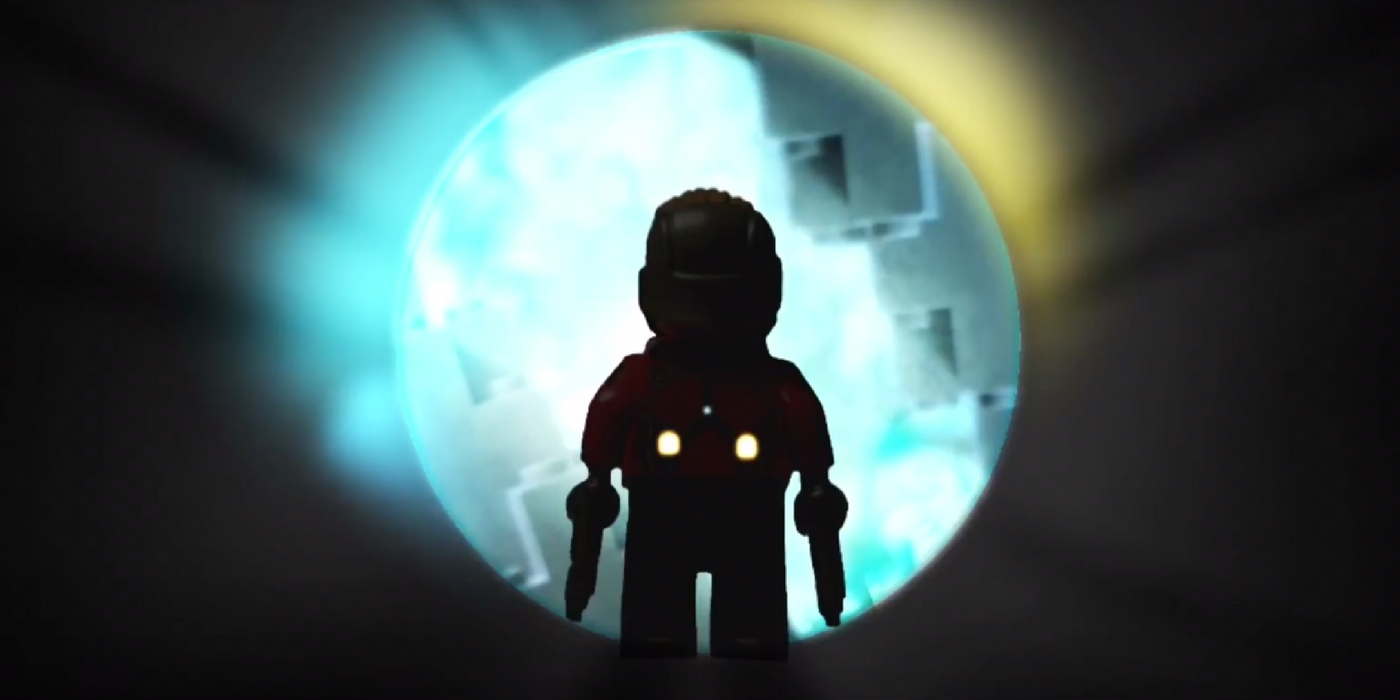 LEGO Guardians of the Galaxy fan Trailer - Star-Lord