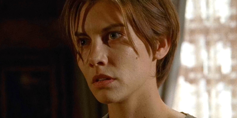 The Walking Dead Maggie Death