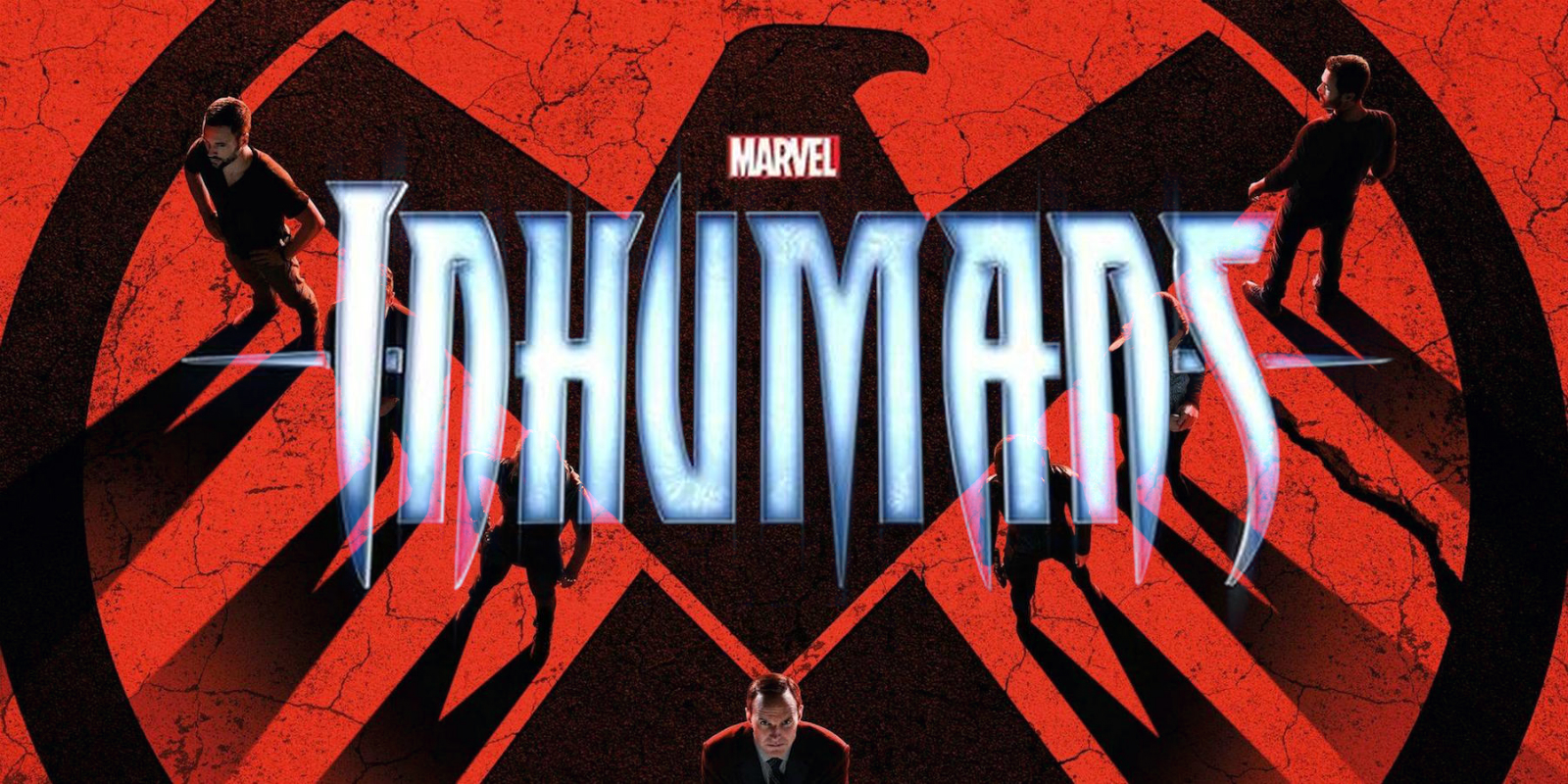 Marvel MCU Agents of SHIELD Inhumans