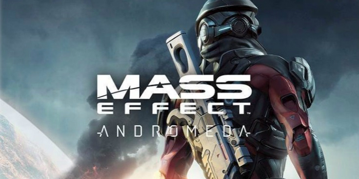 Mass Effect Andromeda box art