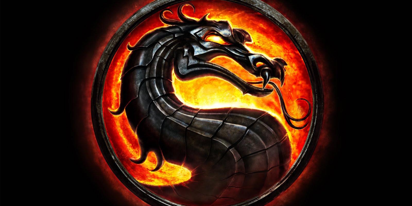 Mortal Kombat Logo Reboot Director