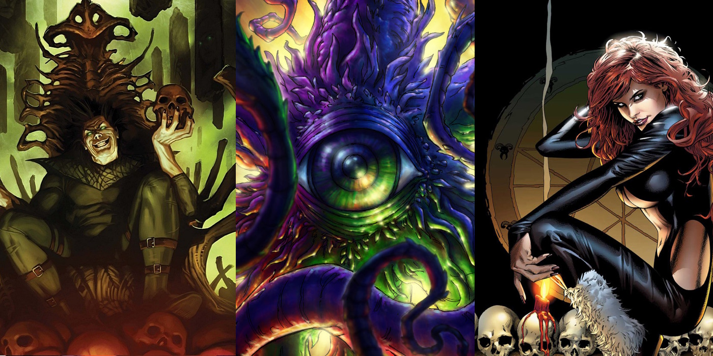 Dormammu Dr Strange Meme: 15 Villains We Need To See In Doctor Strange 2