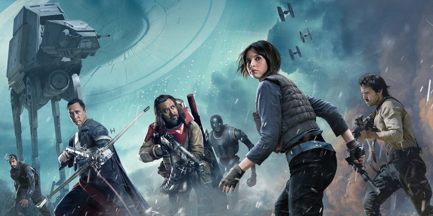 Star Wars Rogue One Banner