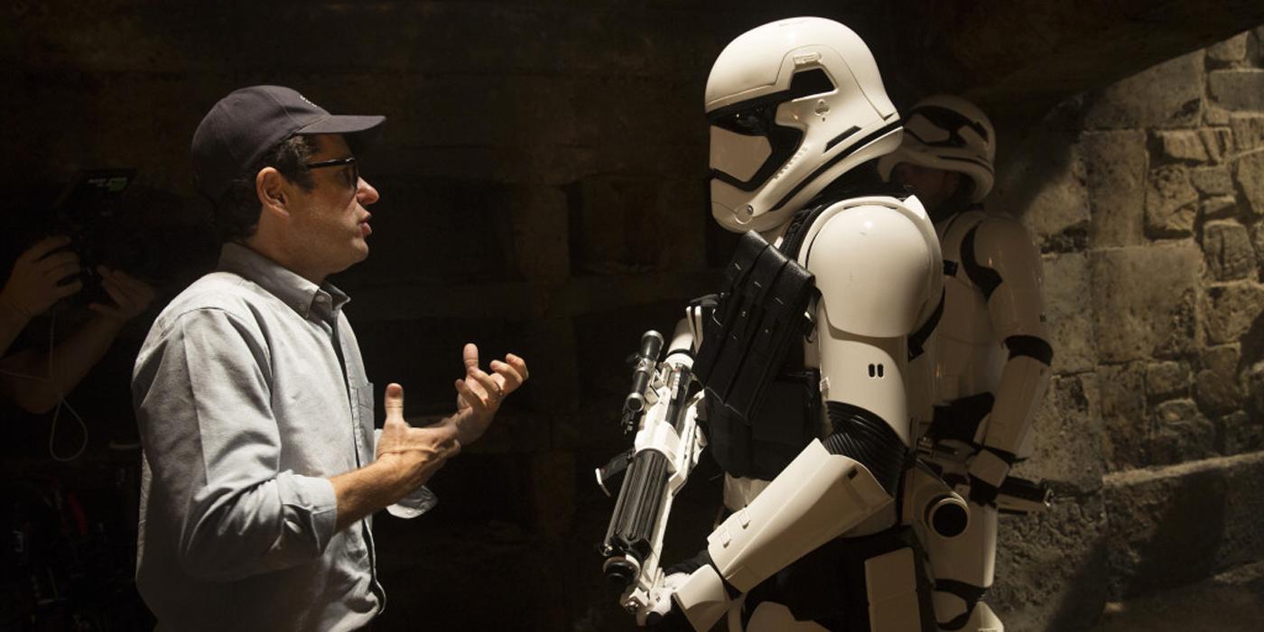 Star Wars The Force Awakens JJ Abrams