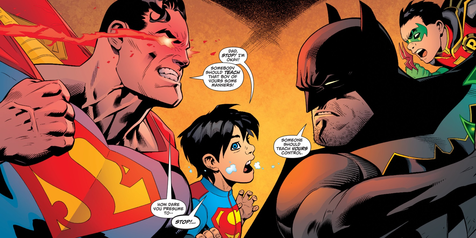 My Friends Told Me About You / Guide super sons fanfiction