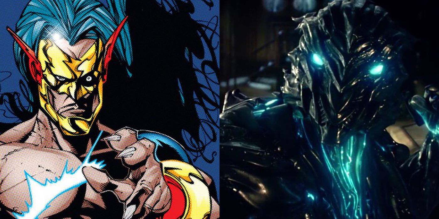 The Flash who is Savitar comic character explained