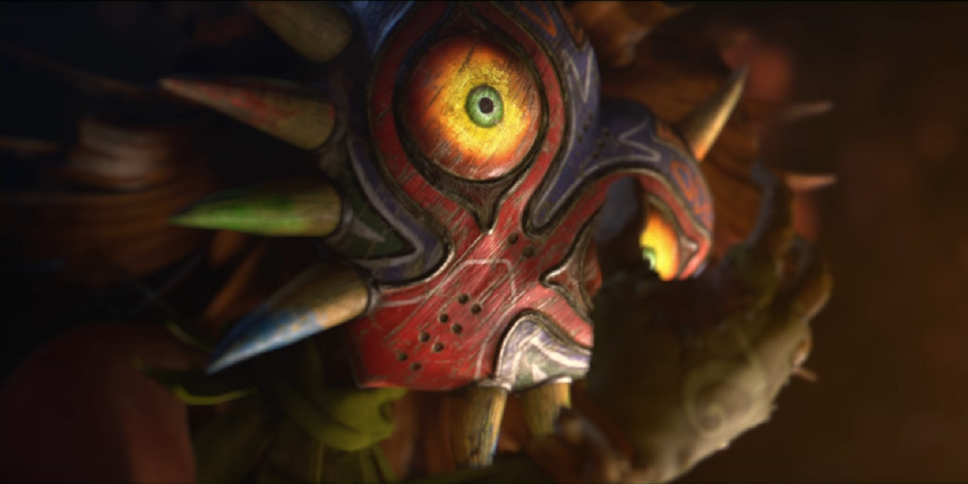 Zeldas Majoras Mask 113