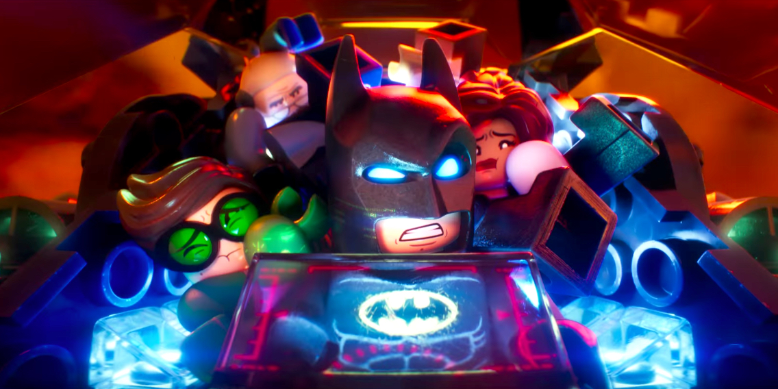 The Lego Batman Movie Trailer 4 Ride