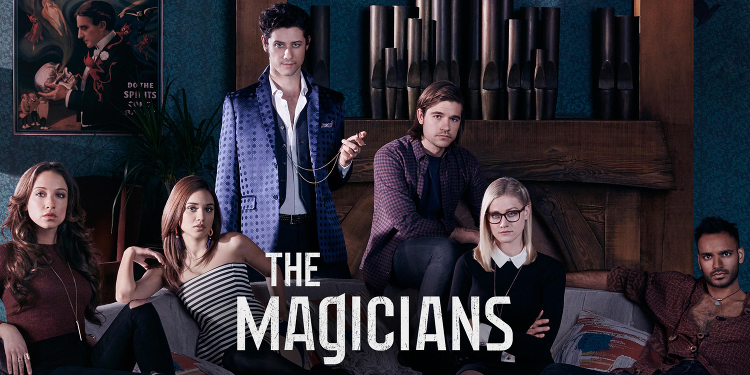 syfy s the magicians gets a new season 2 trailer. Black Bedroom Furniture Sets. Home Design Ideas