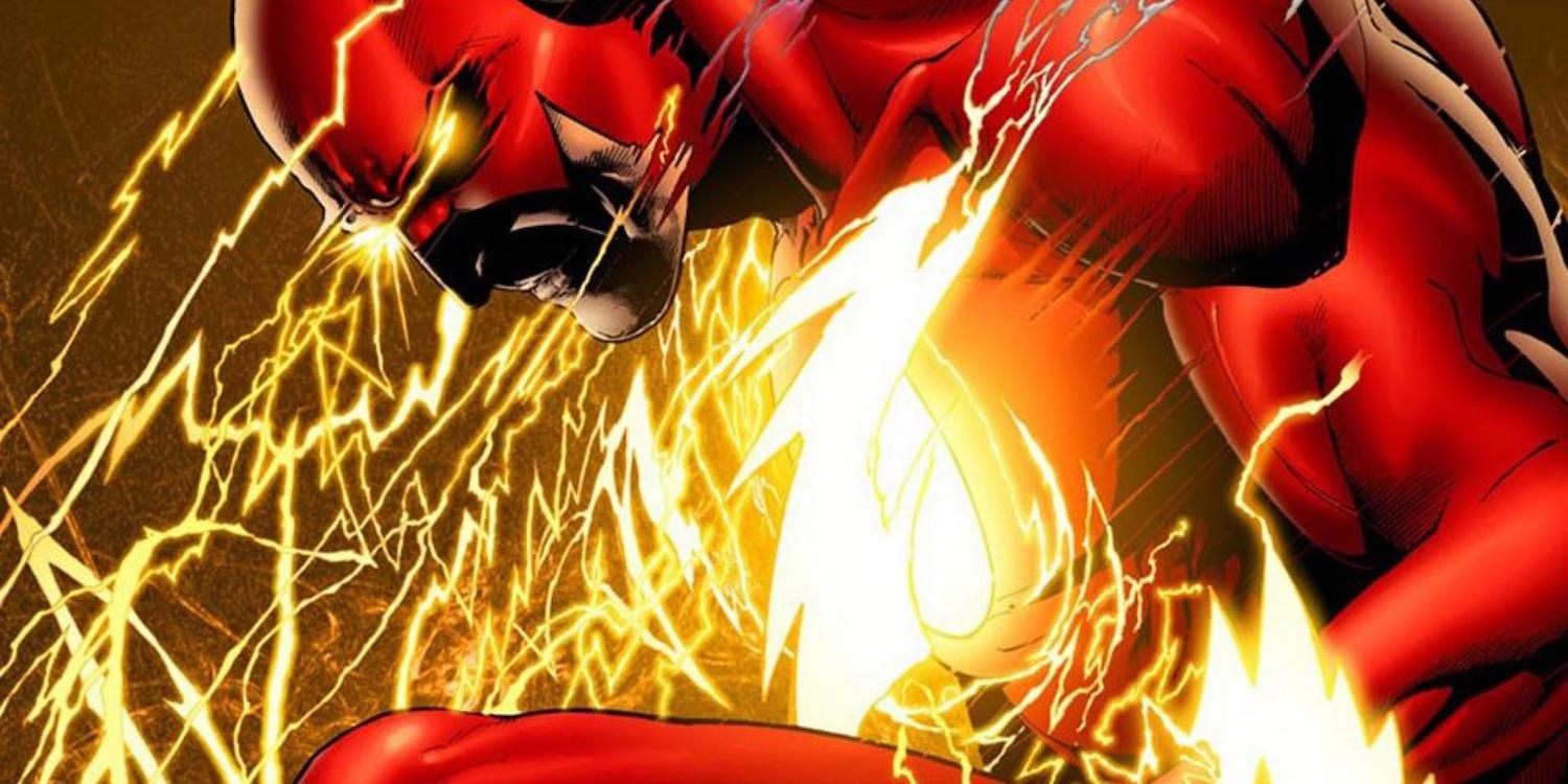 The Flash: 15 Facts You Never Knew About The Speed Force