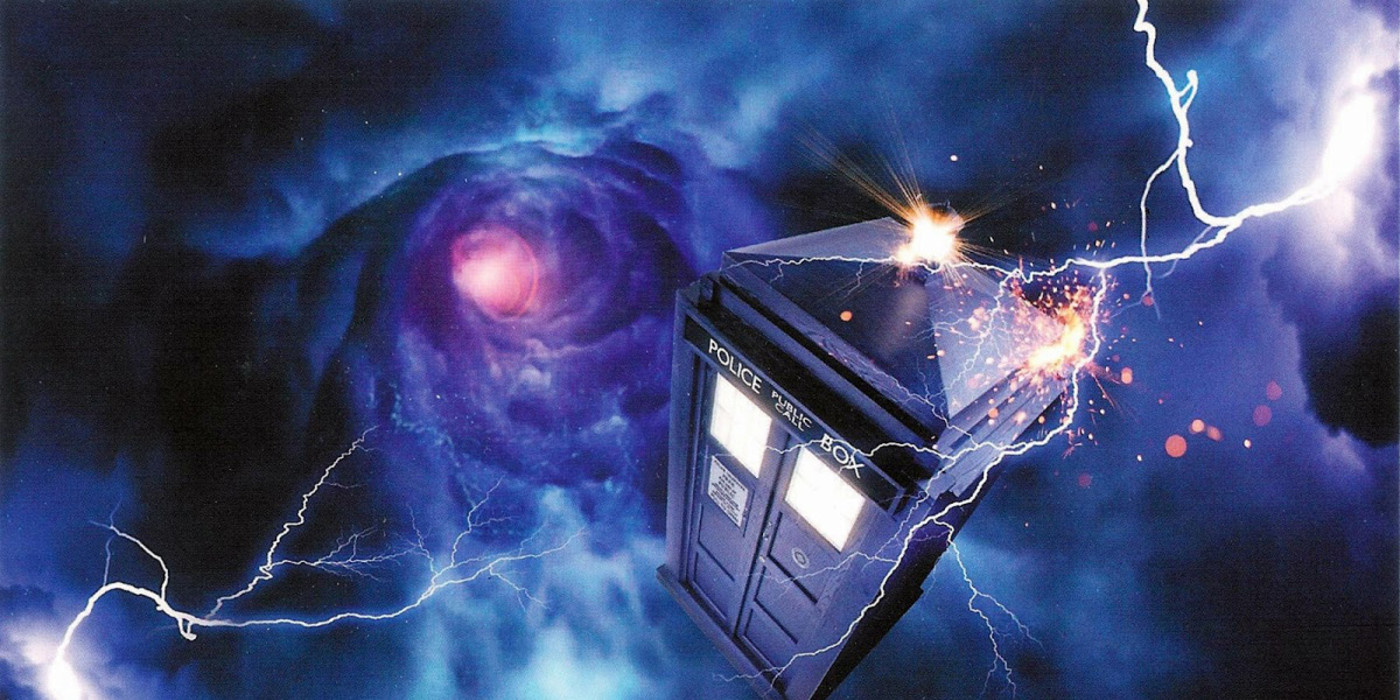 Doctor Who: 15 Things You Didn't Know About The TARDIS