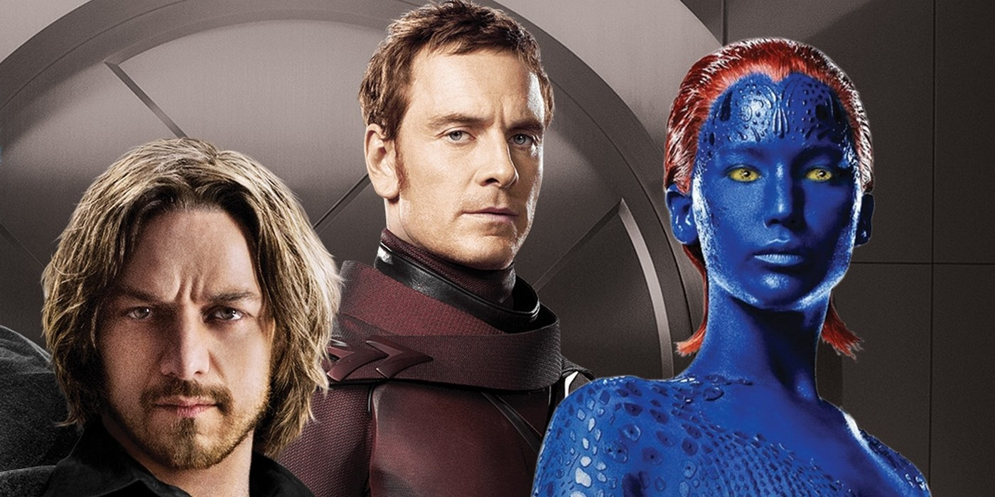 Next X-Men Movie Aims to Re-Sign Lawrence, Fassbender and ...