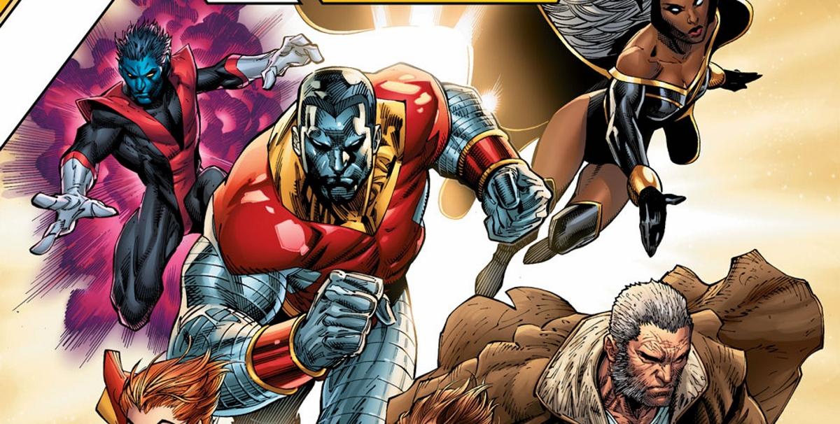 Image result for x-men gold