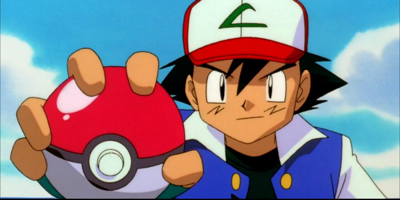 Ash's Pokeball
