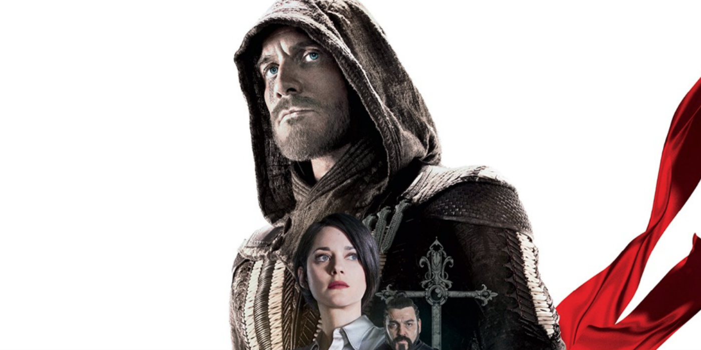 assassins creed movie 2016 international poster Assassins Creed Movie Easter Eggs & Game References