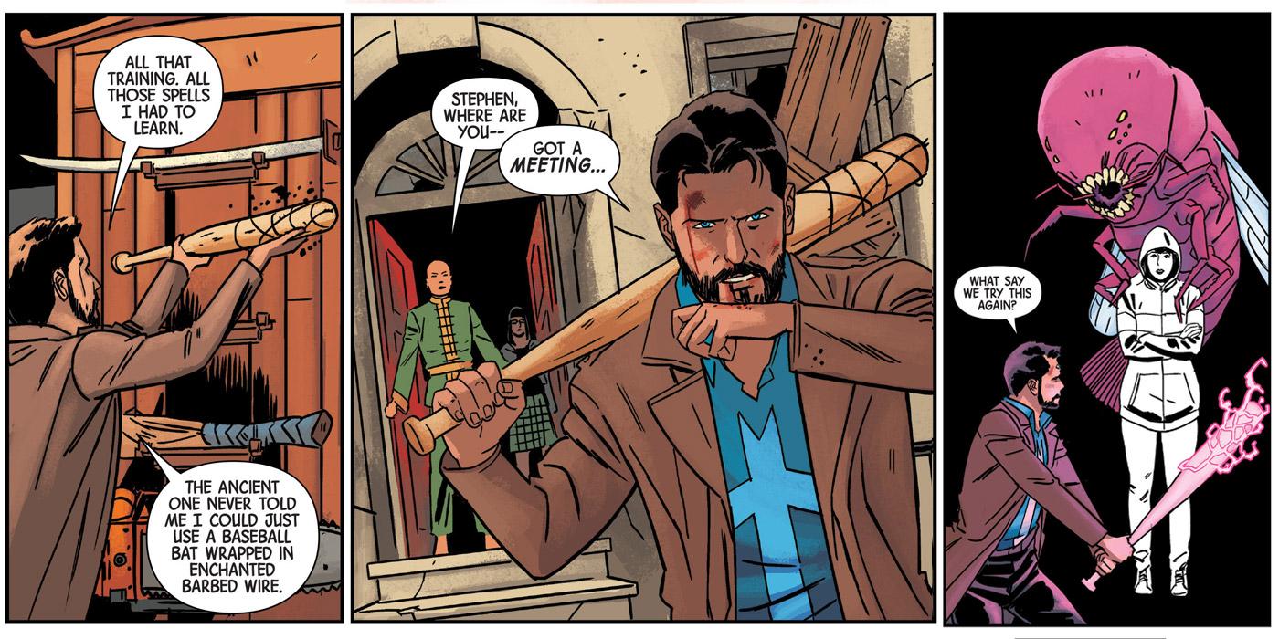 Doctor Strange's 15 Best and Weirdest Artifacts