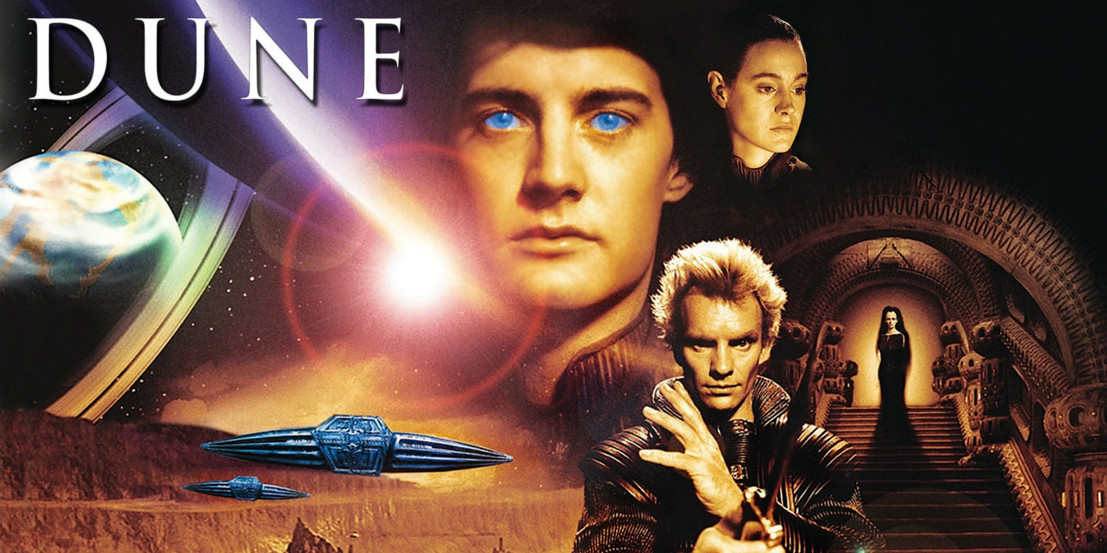 Dune (1984) movie artwork