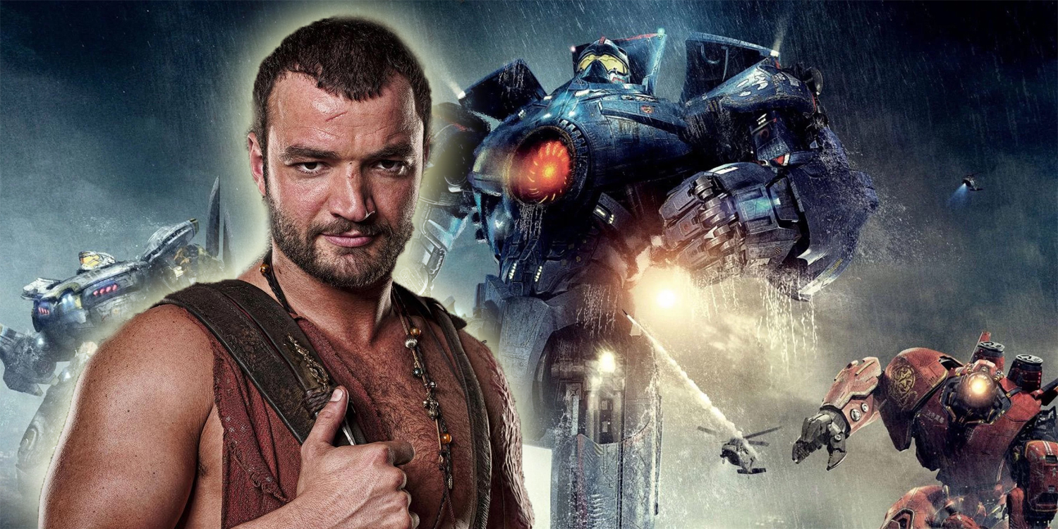 Pacific Rim 2 Casts Spartacus Actor Nick Tarabay Pacific Rim
