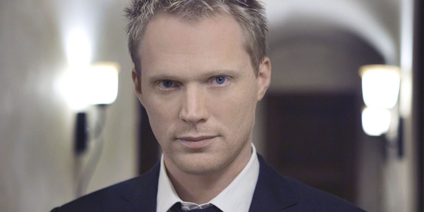 Paul Bettany as Max Waters in Transcendence