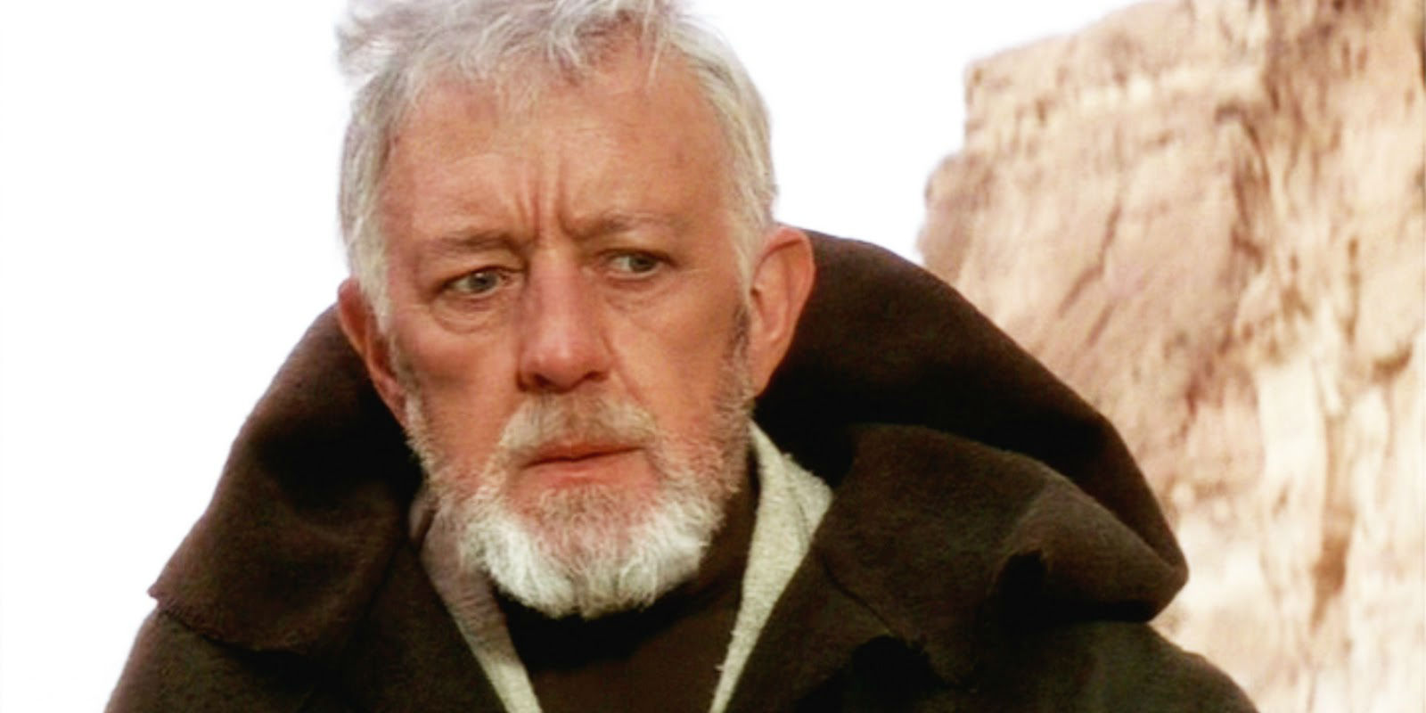 """a story about alec guiness Alec guinness impacted rian johnson's the last jedi storytelling decisions   solo: a star wars story composer reveals the origins of the movie's most  """" obviously if alec guinness were still with us that would have made."""