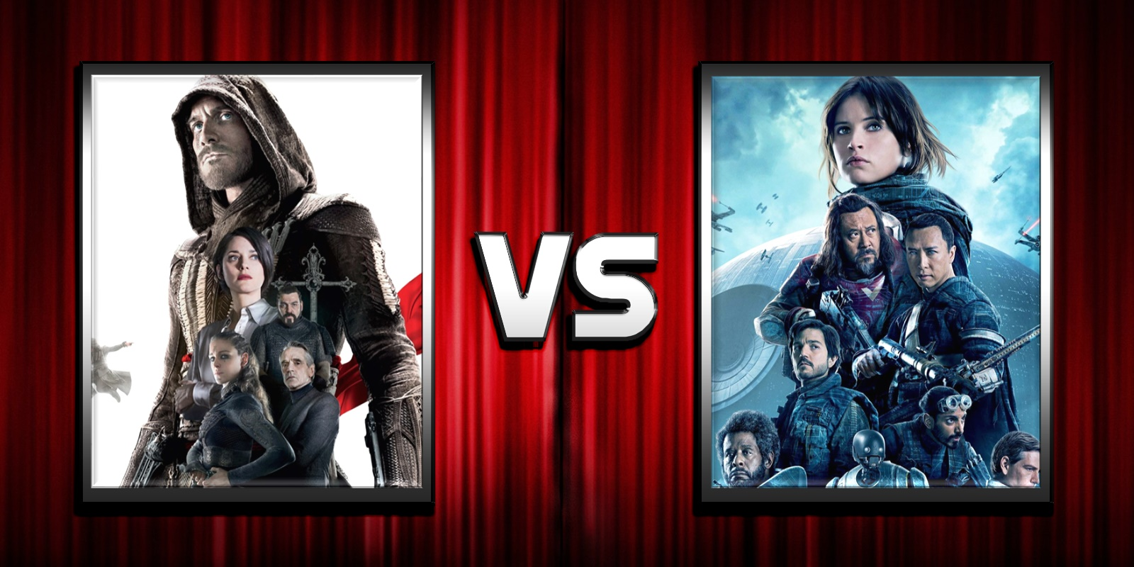 Assassins Creed Box Office Rogue One