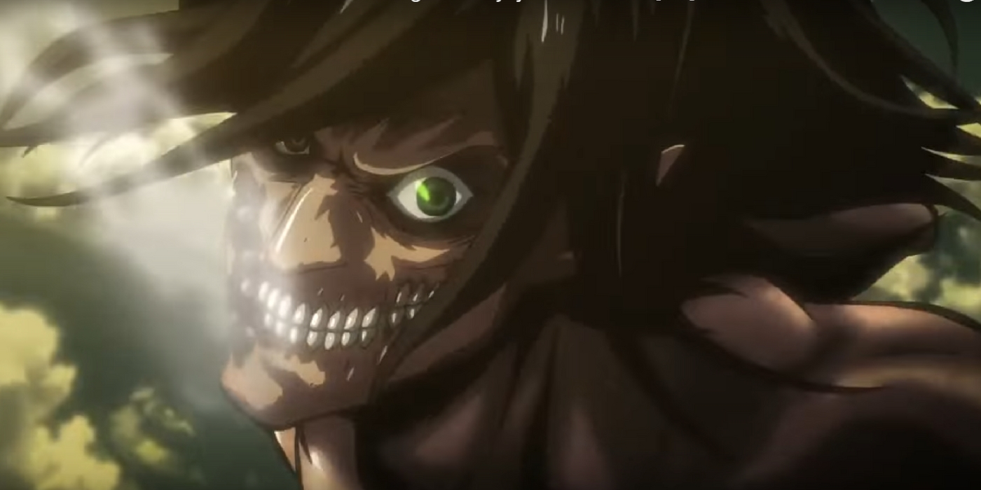 Attack on Titan Season 2 - Eren in Titan Form