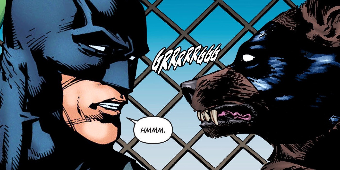 Batman Comic Bat Dog Bathound