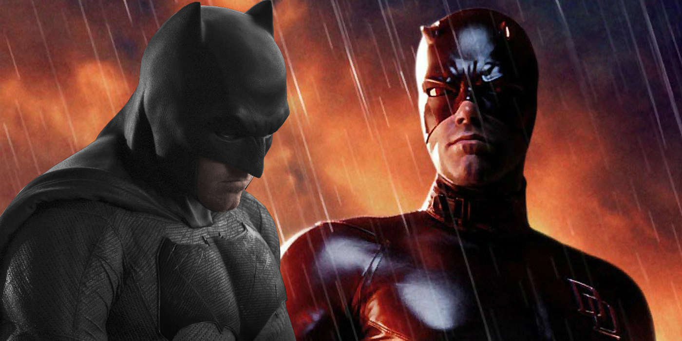 how daredevil inspired ben affleck to join batman v superman