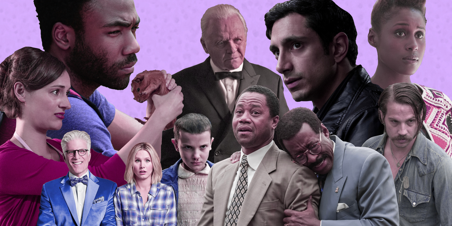 Best New TV 2016 Screen Rant