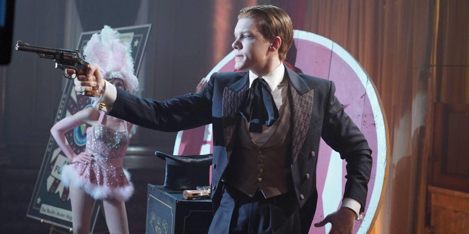 Cameron Monaghan as Jerome Valeska in Gotham season 2