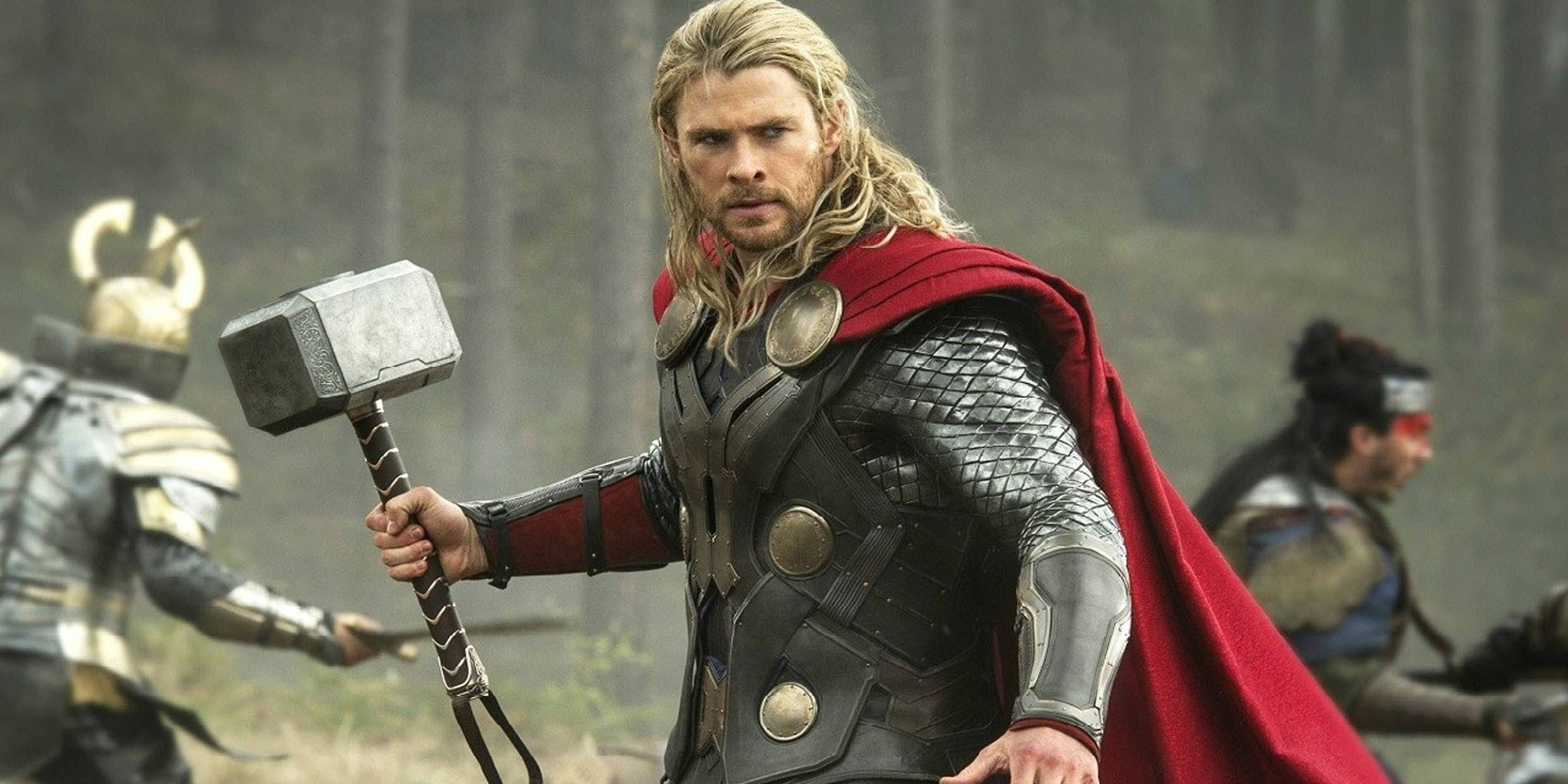 Chris Hemsworth as Thor MCU