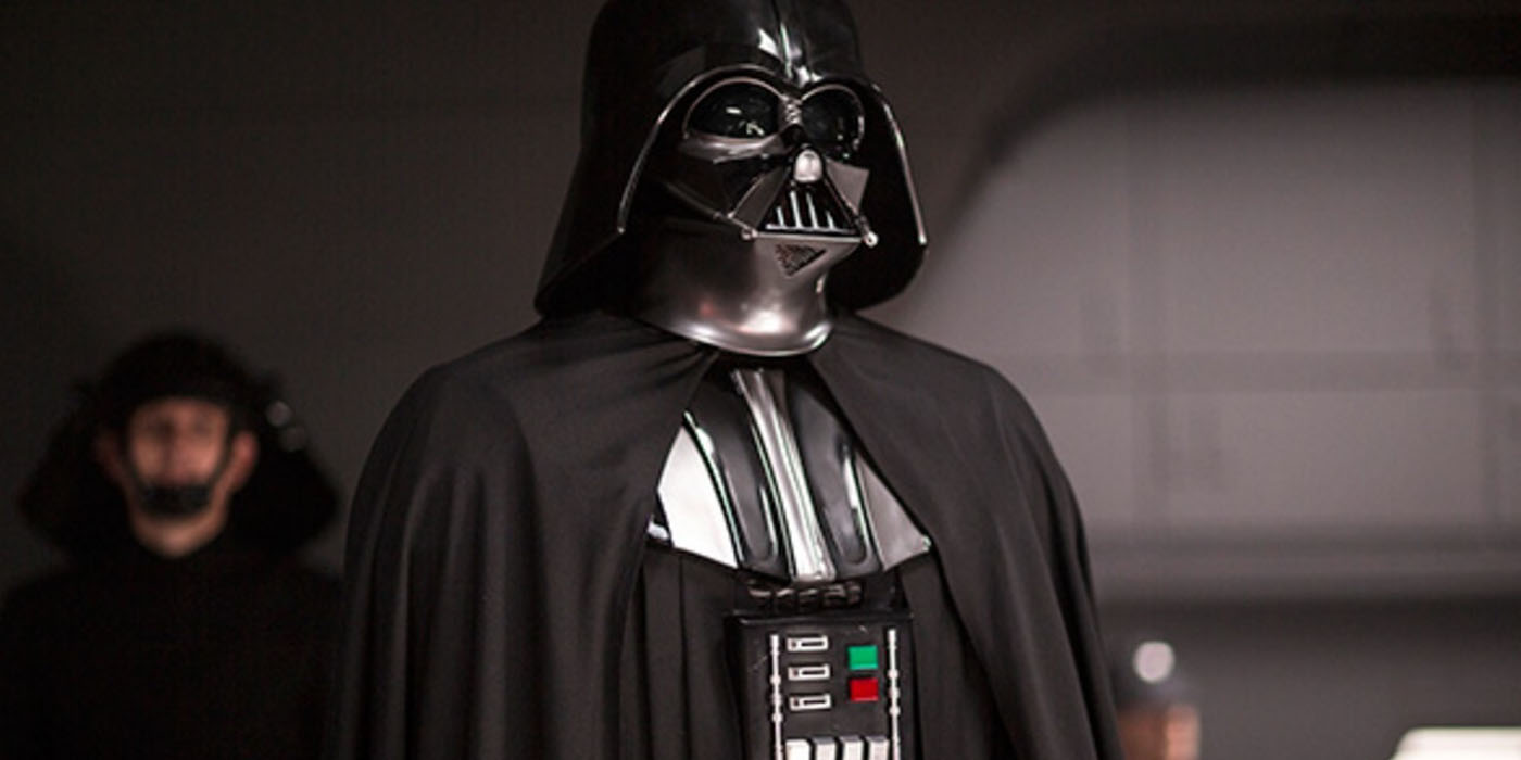 how darth vader 39 s costume was changed for rogue one. Black Bedroom Furniture Sets. Home Design Ideas