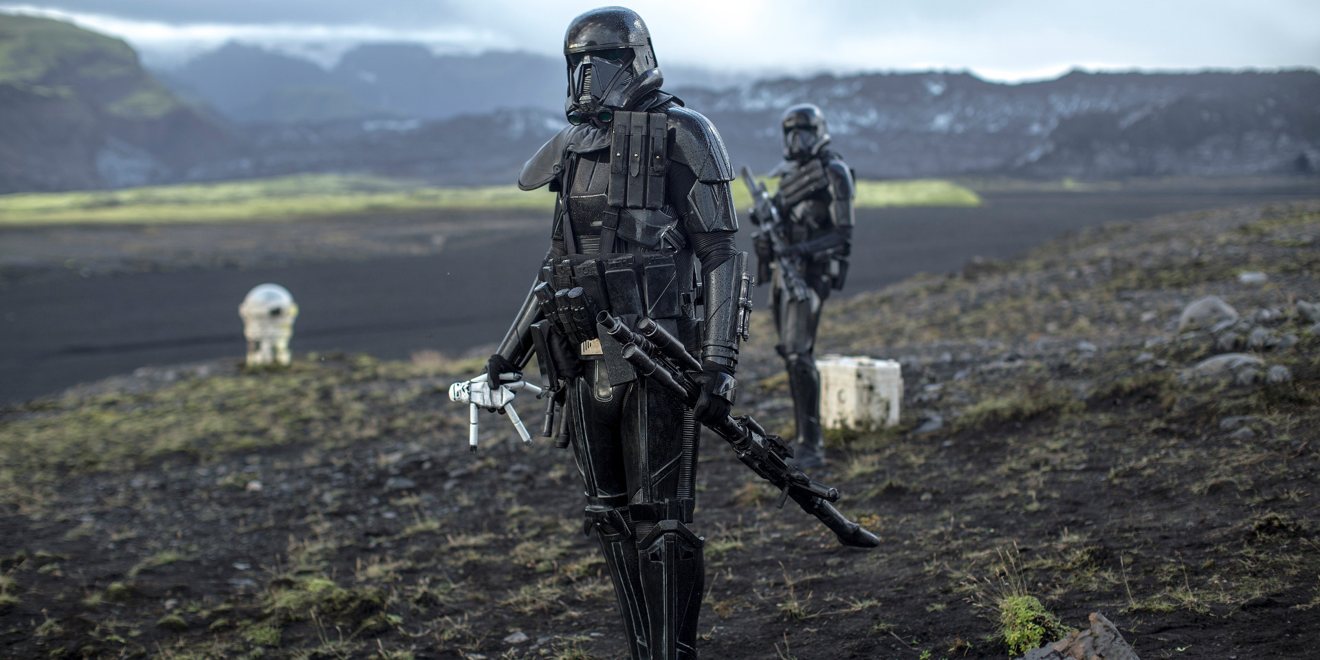 Death Trooper | kesseljunkie