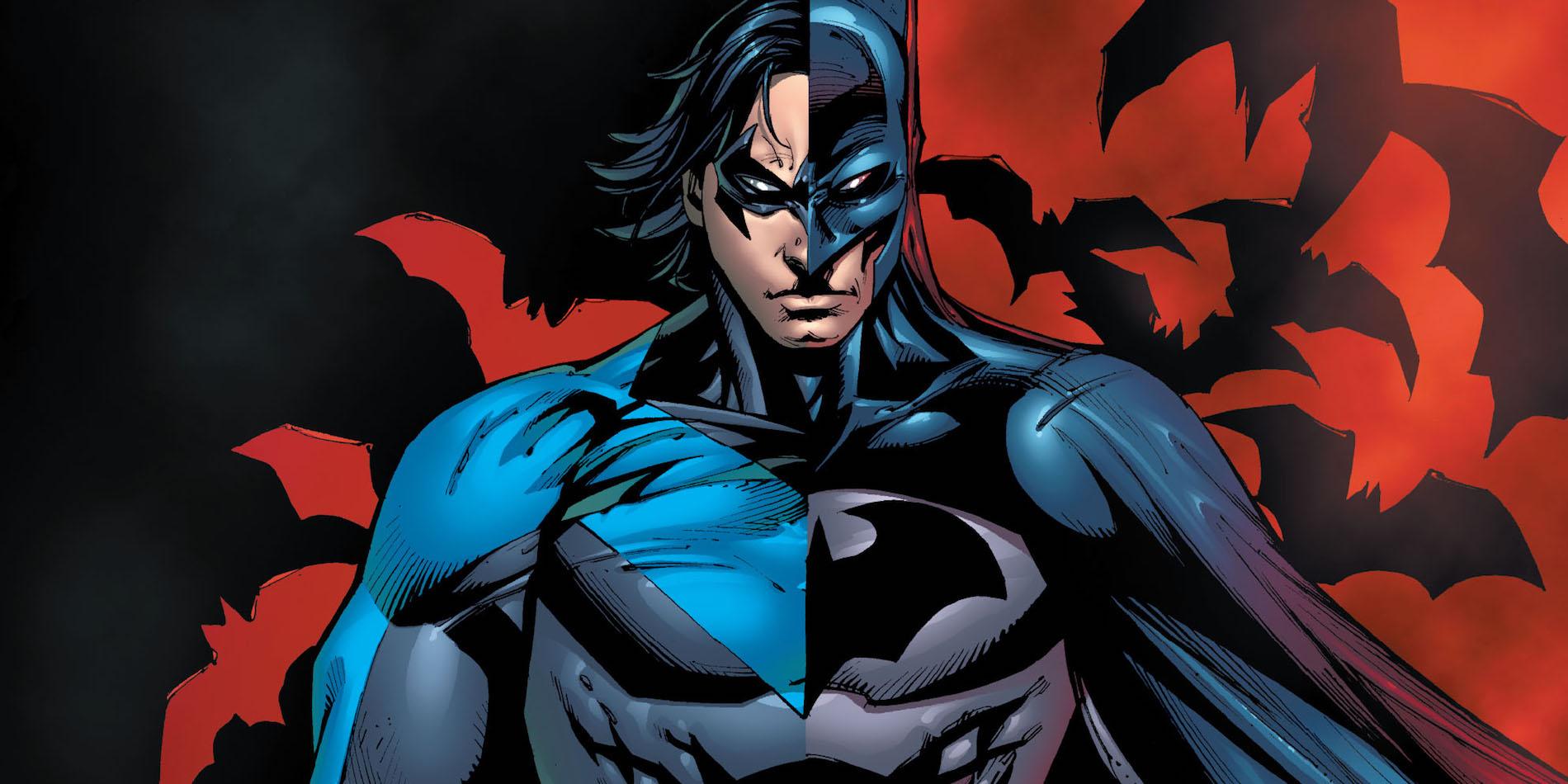 Dick Grayson as Batman in DC Comics