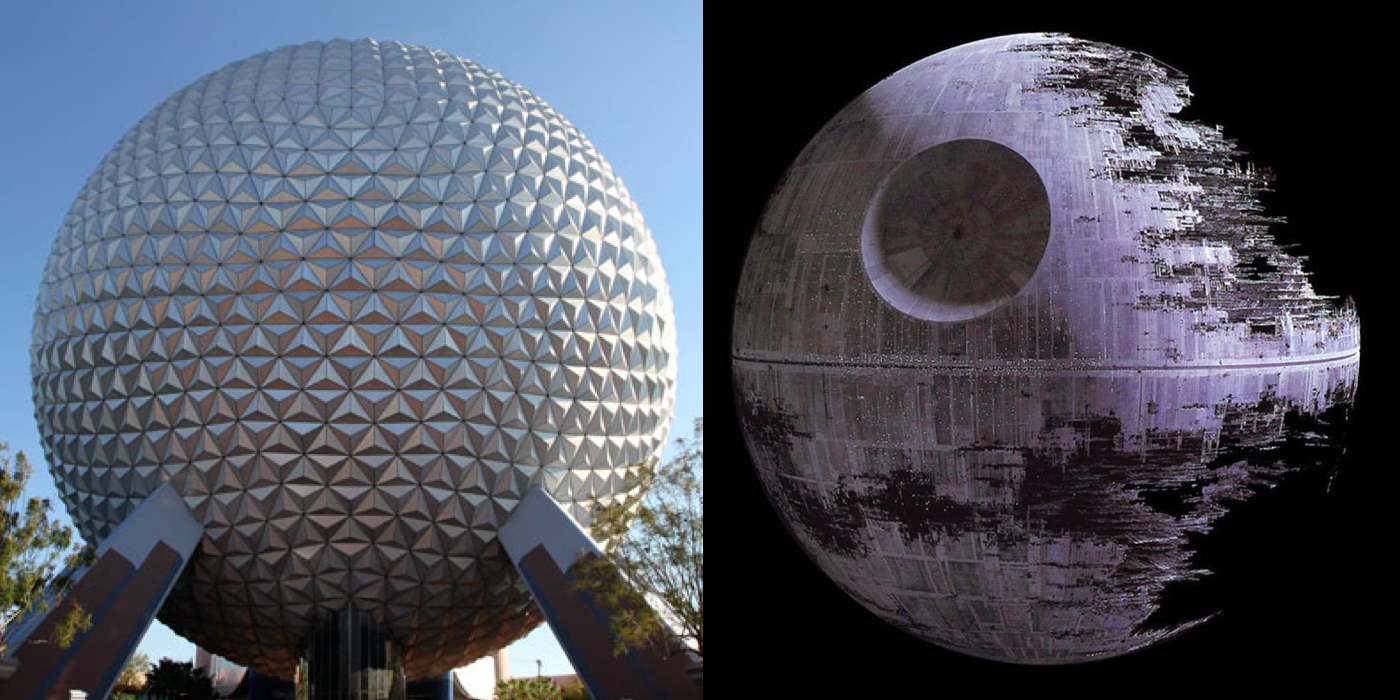 Disney World & Epcot's Spaceship Earth to Become the Death ...