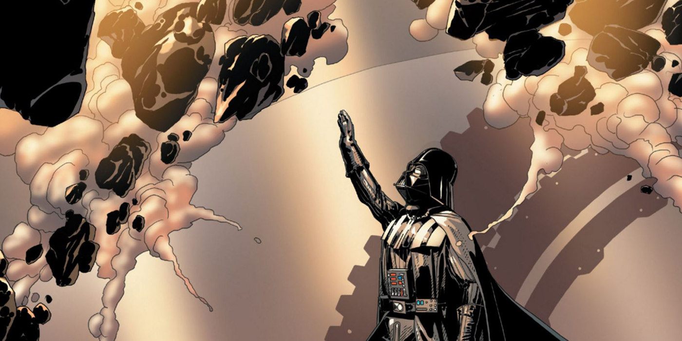 15 Powers You Didn't Know Darth Vader Had | Screen Rant