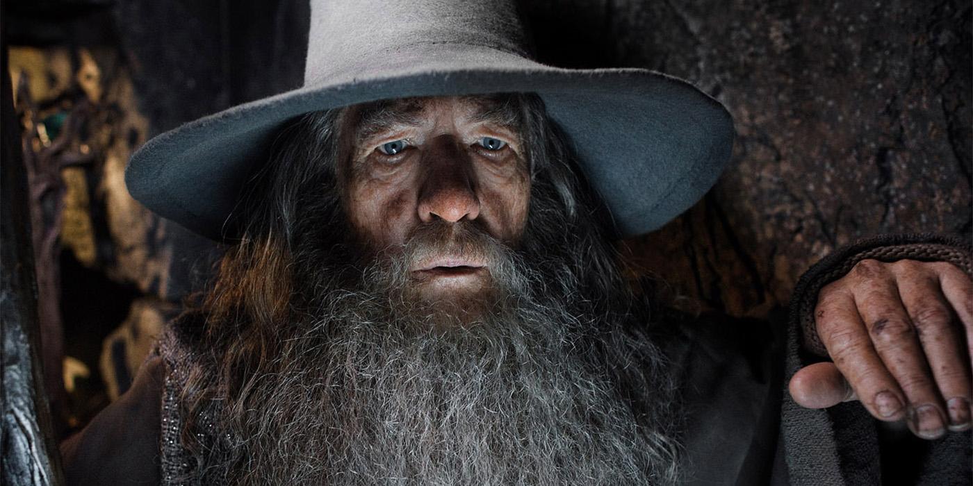 Gandalf (Ian McKellen)