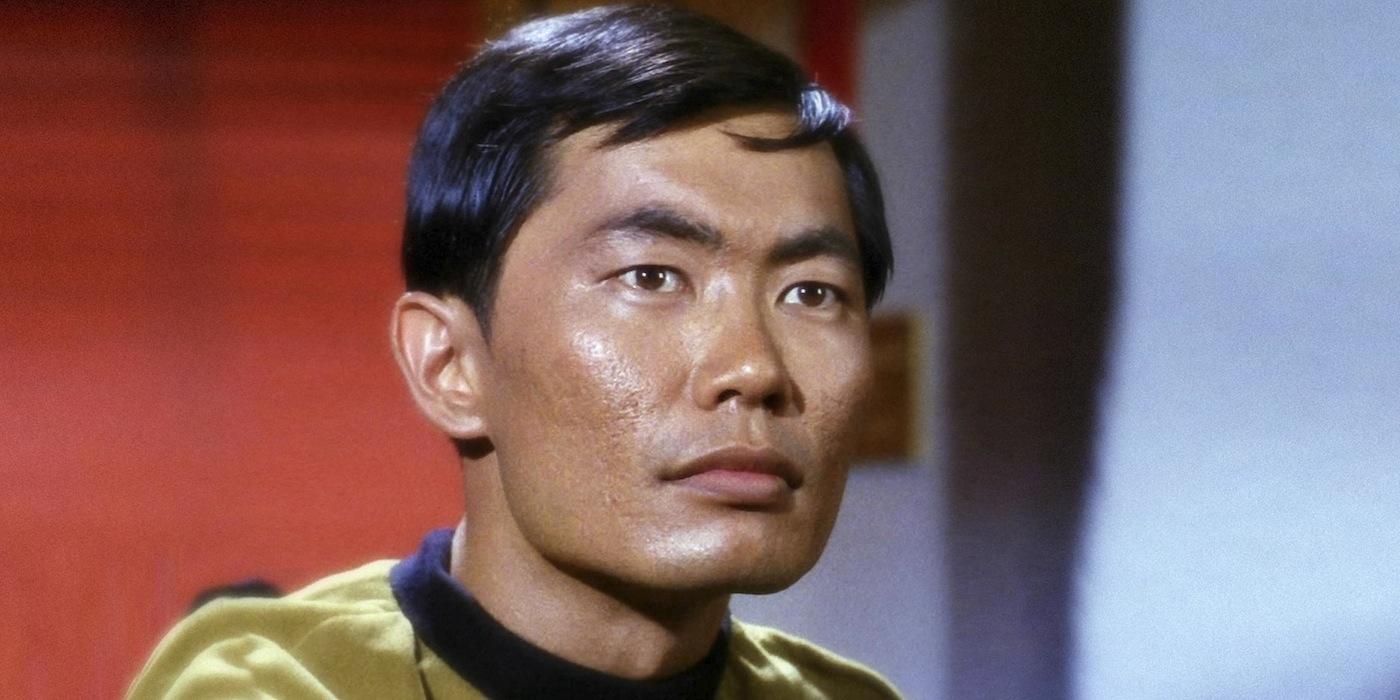 George Takei Sulu Star Trek