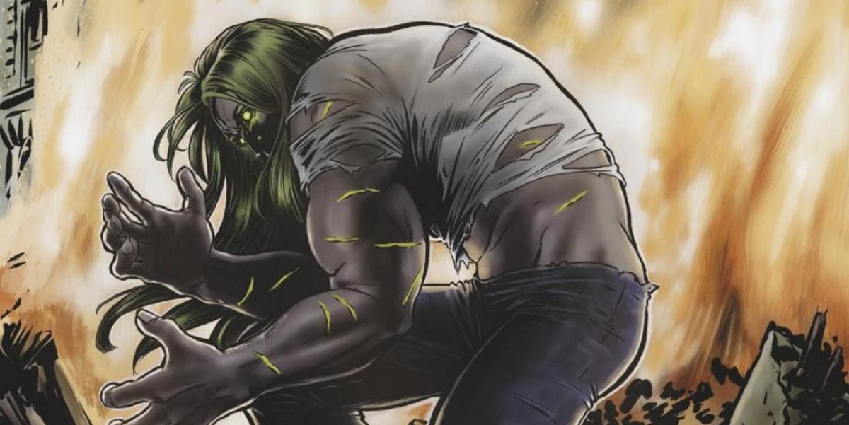 Hulk 1 Guerra Variant cover Marvel