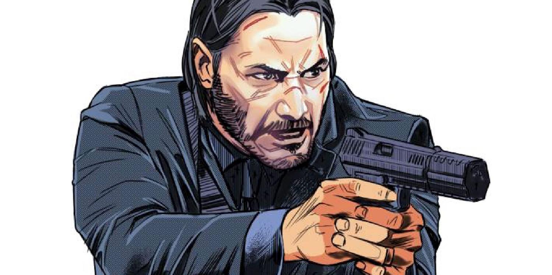 John Wick: John Wick Comic Book Series Announced For 2017