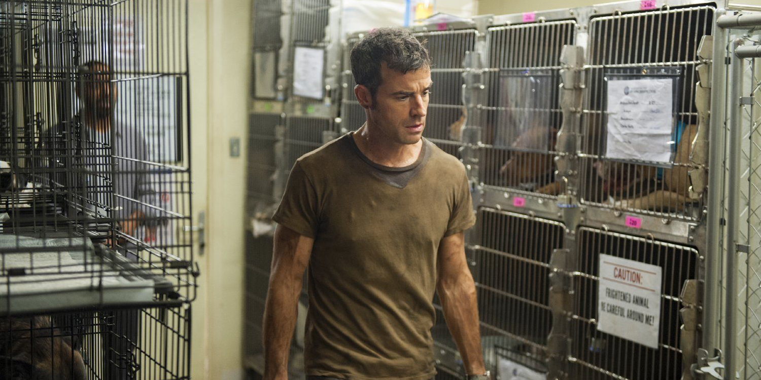 Justin Theroux in The Leftovers Season 2