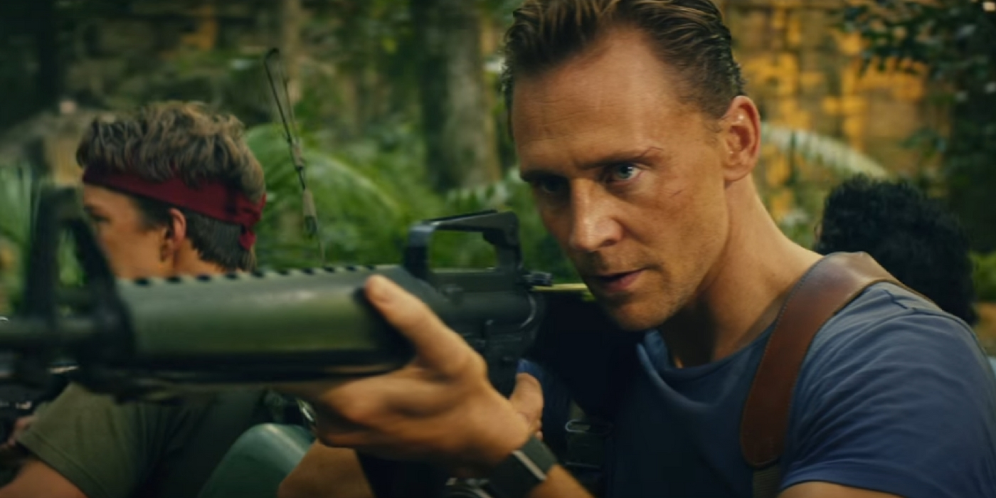 Kong Skull Island - Tom Hiddleston as James Conrad