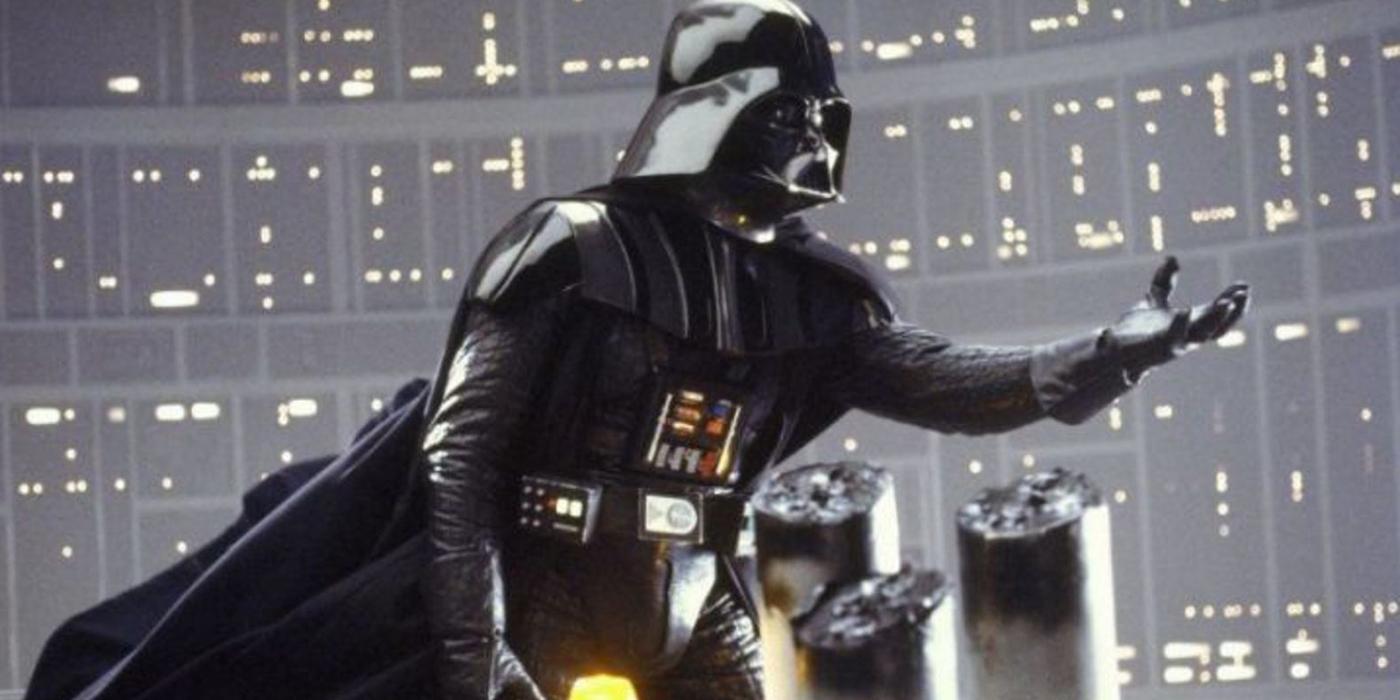 Levitation Darth Vader